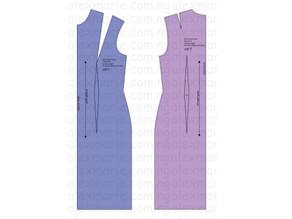 Sewing 206 - Pattern Drafting: Basic Dress/Torso