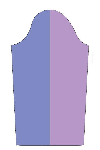 Basic Straight Sleeve Sloper