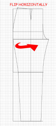 Basic Pants pattern 7