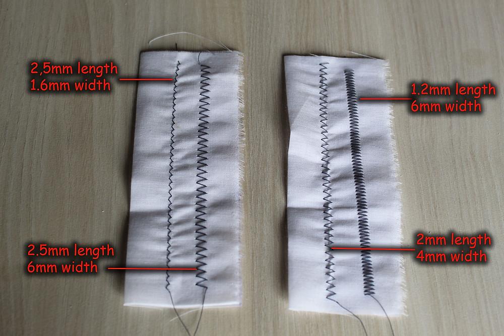 stitch width settings