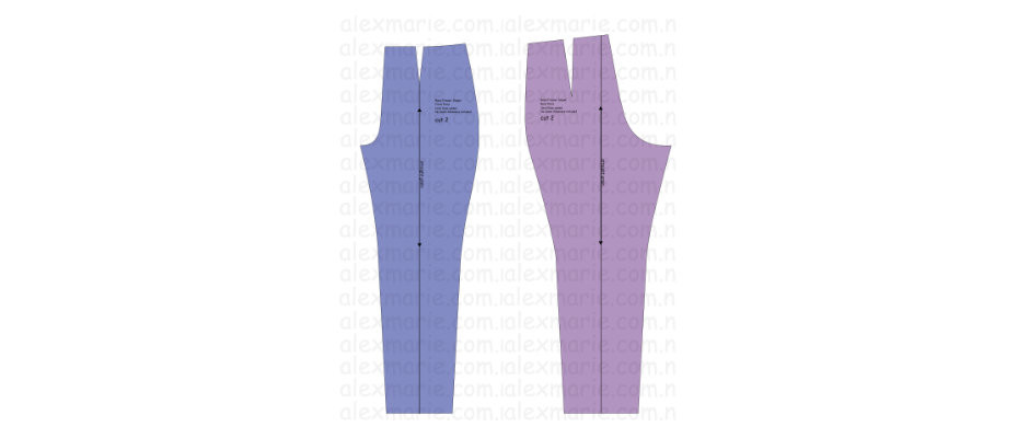 Sewing 207 - Pattern Drafting: The Basic Trouser (Pants)