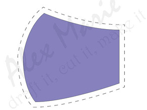 Sewing Pattern: Face Mask