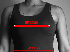 Sewing 201 - How to take Body Measurements