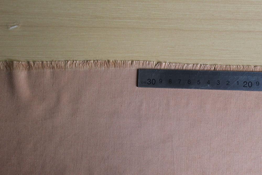 fabric with fringe edge