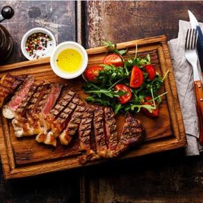 Seared Chilli Beef