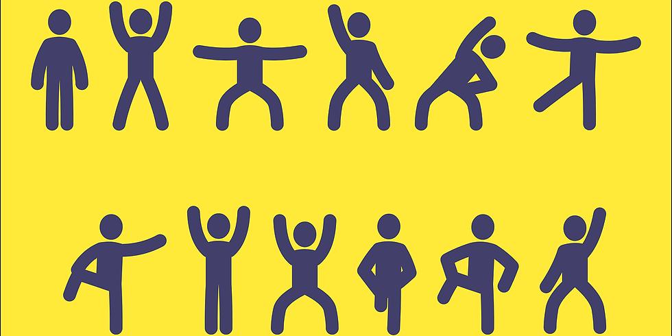 """""""Tag der Bewegung"""" - Div. Fitness- und Tanzlektionen unter freiem Himmel oder gedeckter Veranda"""