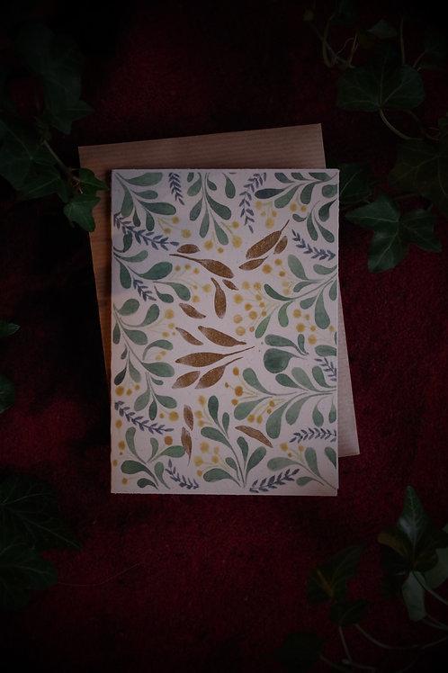 Carte - Mistletoe