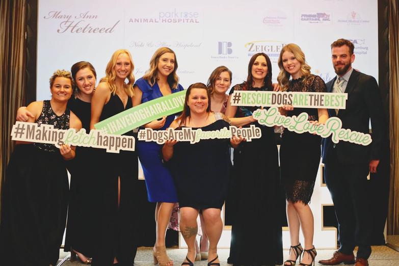 Fetching Tails Foundation Gala