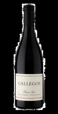 Gallegos Wines Pinot Noir Santa Lucia Highlands