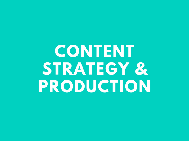 Network-specialized content plans designed to resonate and produce beyond vanity metric results.