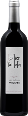 Ollier Taillefer Les Collines Rouge