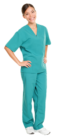 Medical%20nurse%20isolated%20in%20full%2