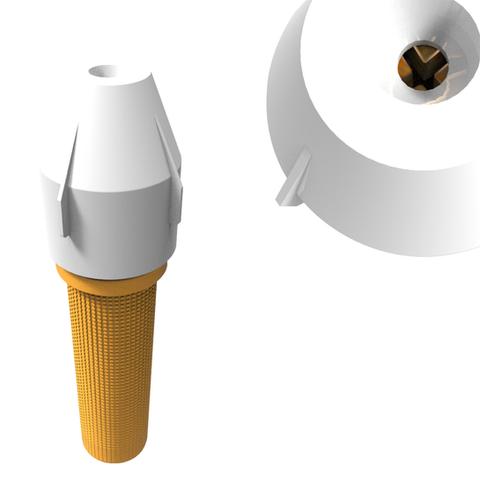 3D Model: Angioplasty torquer