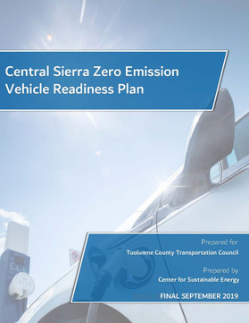 Final Central Sierra Zero Emission Vehicle Readiness Plan
