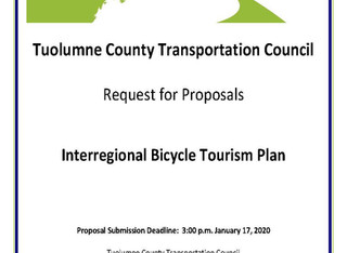 RFP for the Bicycle Tourism Plan