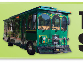 Trolley goes to the Celtic Faire!
