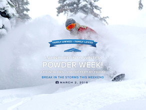 Get your ticket for Big Pow @ Dodge!