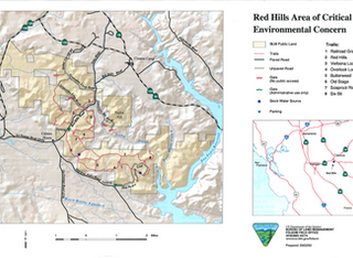 Red Hills Trail