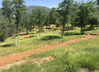 Sonora Comm. Trail-- Under Construction