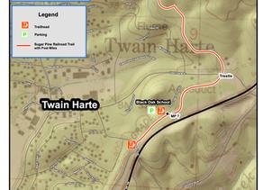 Twain Harte Community Trail