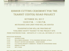 Ribbon Cutting and FREE ride day