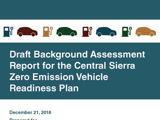 Draft Central Sierra Background Assessment Report