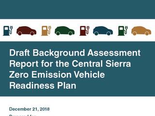Draft Central Sierra Background Assessment Report