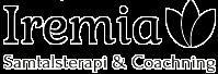 Logo, Iremia, Samtalsterapi, Psykosyntes, Coachning, Lotusblomma, Lugn, ro, terapi, psykologi, samtal, stöd, självmedkänsla, psykisk hälsa, psykisk ohälsa, Upplands Väsby, Stockholm, psykolog