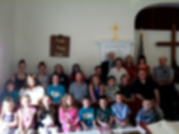 First Day of Sunday School - September 2014