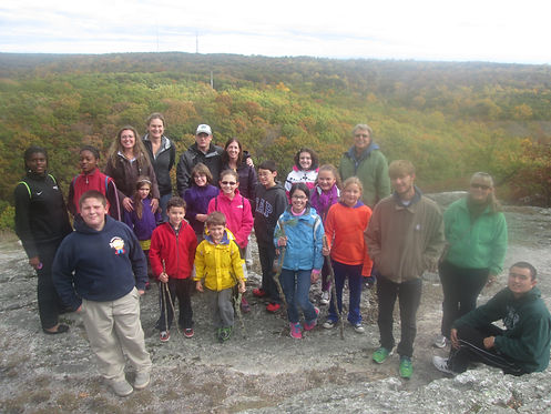Youth Group on Lantern Hill