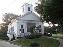 Flanders Baptist Church & Community Church (Baptist Church) in East Lyme, CT