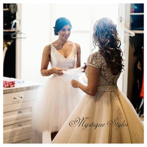 #hairstyles #bridalparty #bridal #weddin