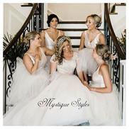 #weddinghairstyle #bridalparty #bridal #