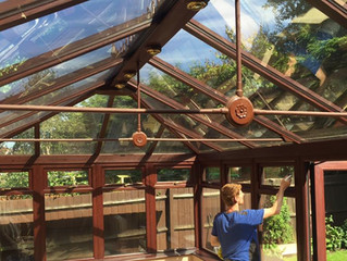 Time to Spruce up that Conservatory!