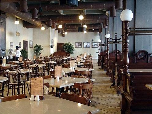 Вентиляция  гостиниц, ресторанов, кафе, столовых