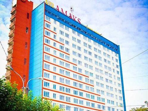 """Гостиничный комплекс """"AMAKS"""""""