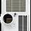 Thumbnail: SALVATORE RM-SL39CH-E мобильный кондиционер