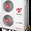 Thumbnail: Cassette DC Inverter CO-4C 36HNI+8D2 полупромышленная сплит-система