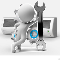 лого монтаж кондиционера