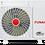 Thumbnail: FUNAI RACI-SM25HP.D03 SAMURAI DC-Inverter сплит-система