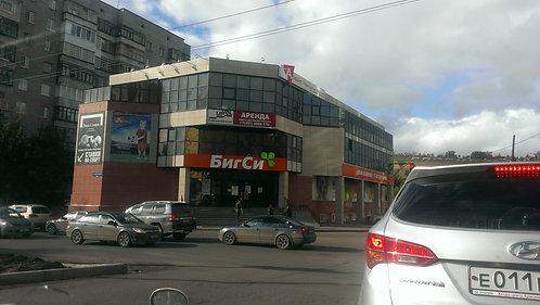 Торгово офисное здание Лебедевой 64а