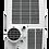Thumbnail: CELEBRITY RM-СB27HH-E мобильный кондиционер