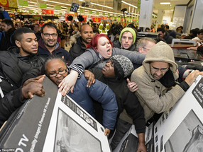 Fictions of Every Kind: Black Friday