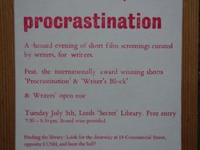 Fictions of Every Kind: Procrastination (July 2011)