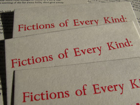 Fictions of Every Kind: Apocalypse (Dec 2012)