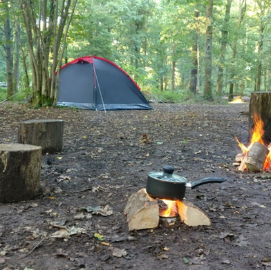 Fox Wood camping near me