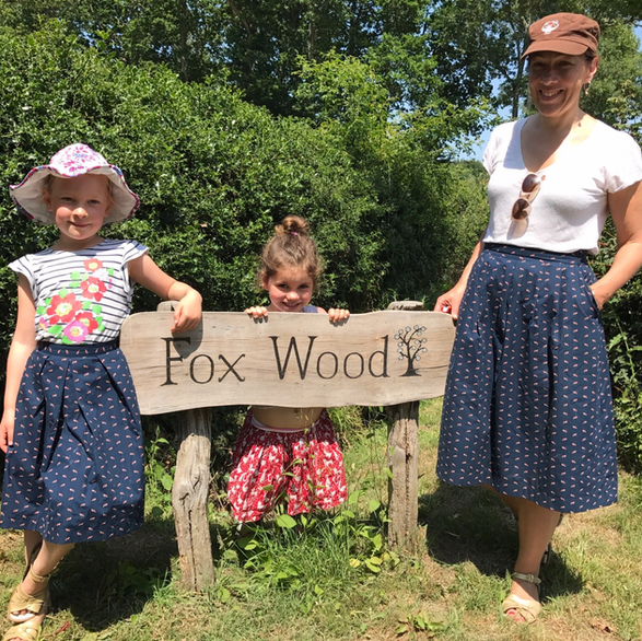 Fox Wood - family campsites near me (Worthing)