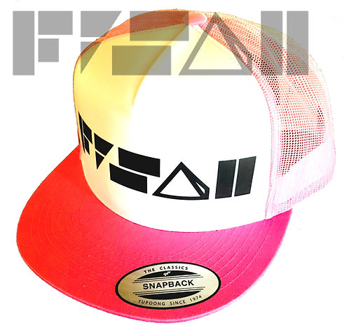 Yupoong Classic Pink w/logo