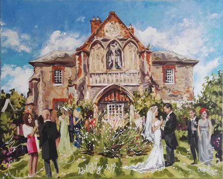 Butley Priory, Suffolk