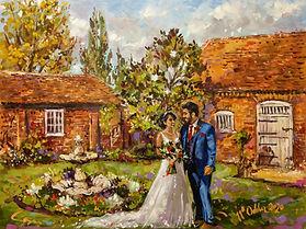 """Essential portrait painting, 16x20"""""""